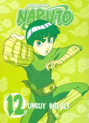 Naruto Uncut Box Set, Vol. 12 (DVD)