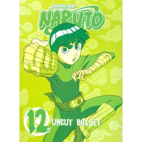 Naruto Uncut Box Set, Vol. 12 (3 Discs) (dvd_video) - image 1 of 1