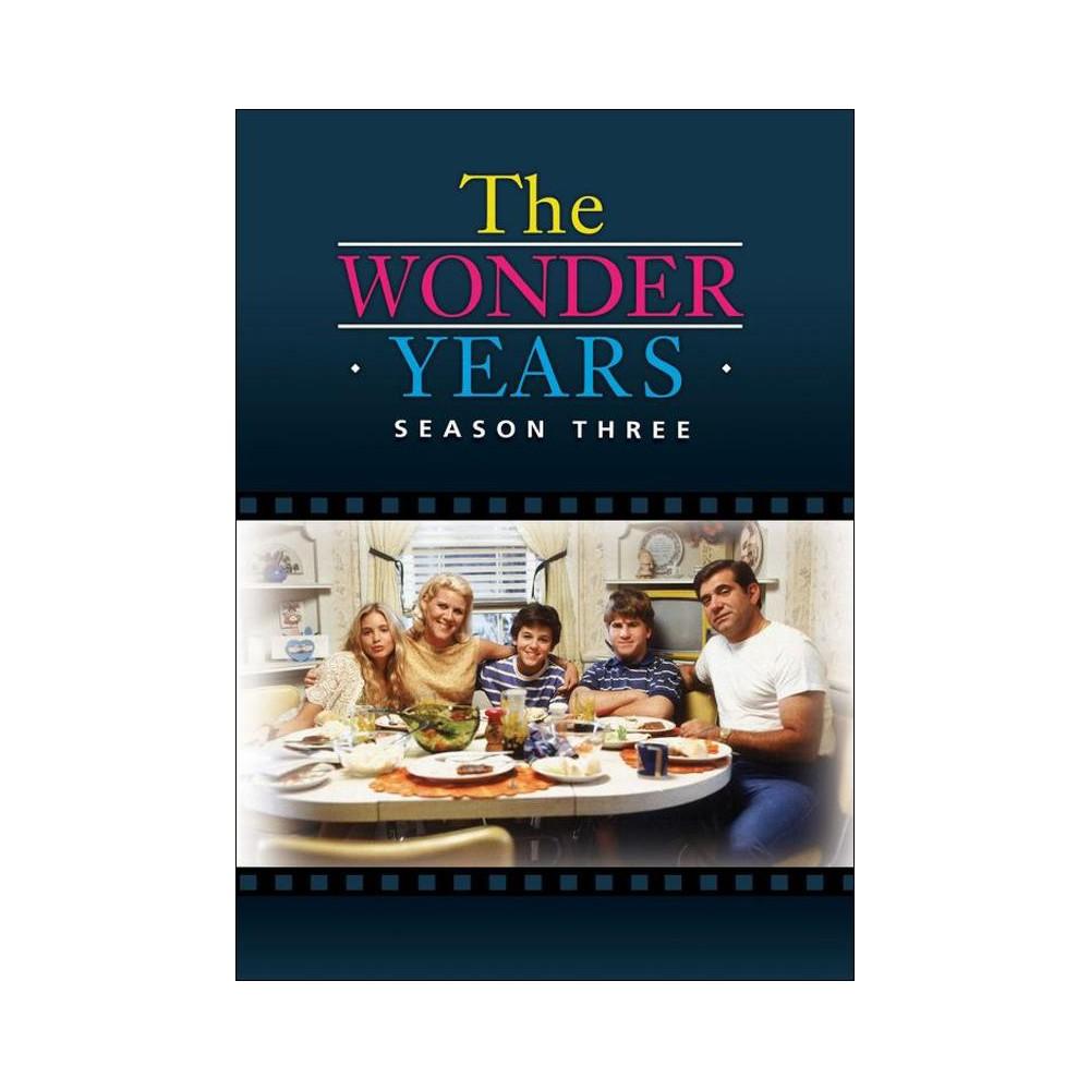 Wonder years:Season 3 (Dvd)