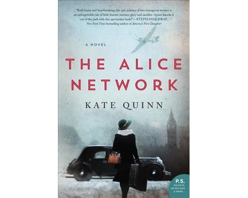 Alice Network -  by Kate Quinn (Paperback) - image 1 of 1