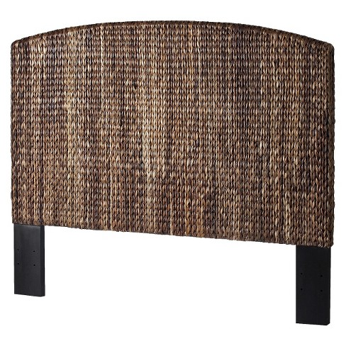 Andres Seagrass Headboard - image 1 of 9