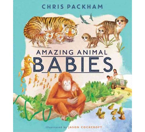 Amazing Animal Babies (School And Library) (Chris Packham) - image 1 of 1