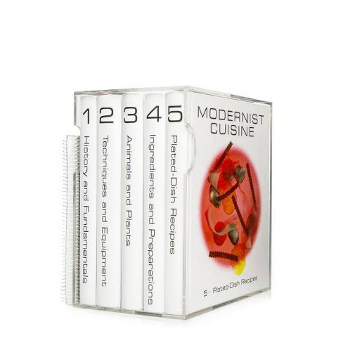 Modernist Cuisine - by  Nathan Myhrvold & Chris Young & Maxime Bilet (Hardcover) - image 1 of 1