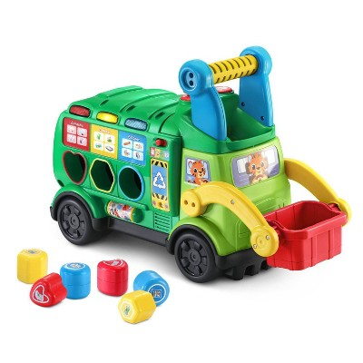 VTech Sort & Recycle Ride-On Truck