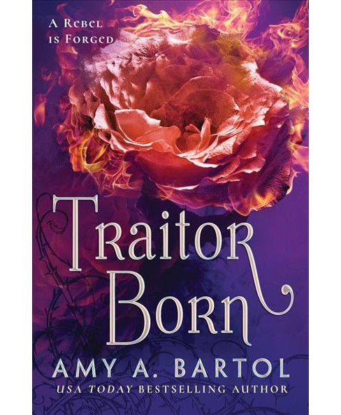Traitor Born -  (Secondborn) by Amy A. Bartol (Paperback) - image 1 of 1