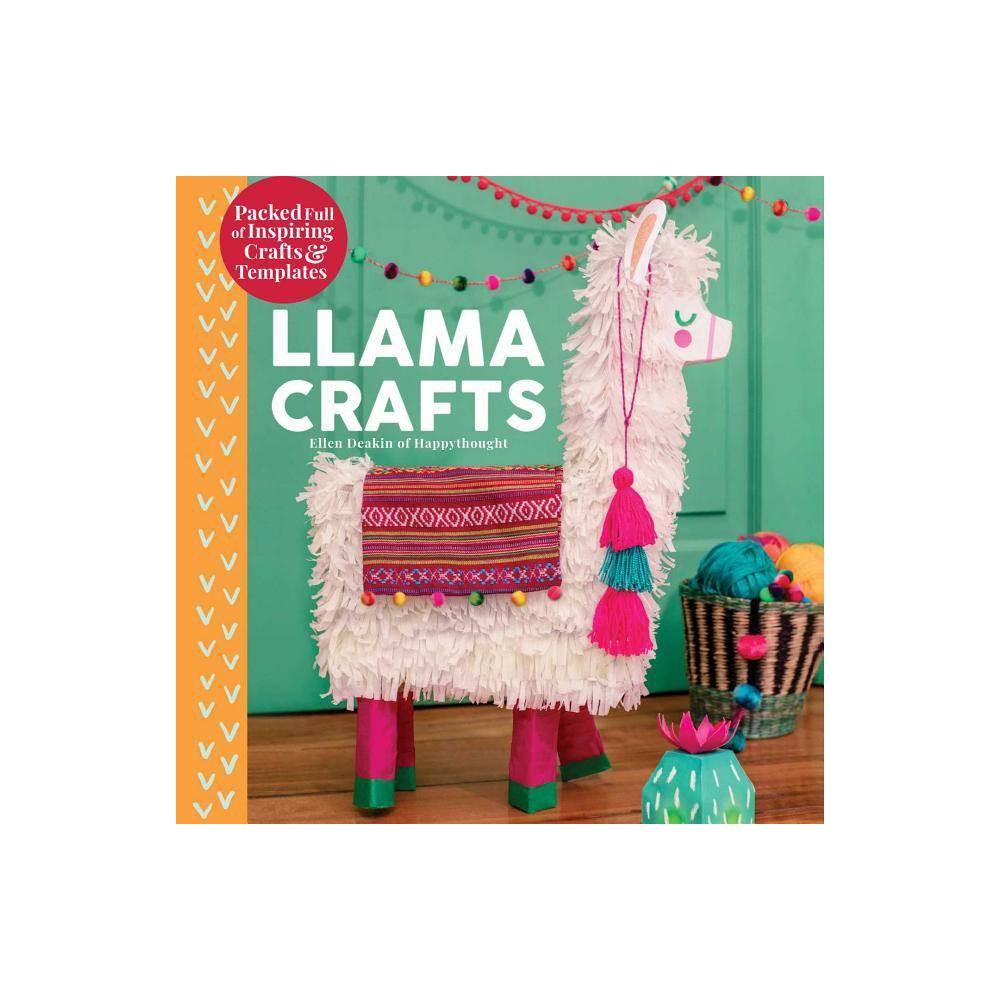 Llama Crafts Creature Crafts By Ellen Deakin Paperback