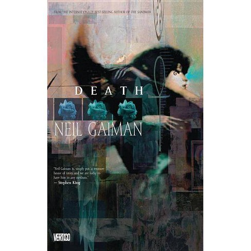 Death - by  Neil Gaiman (Paperback) - image 1 of 1