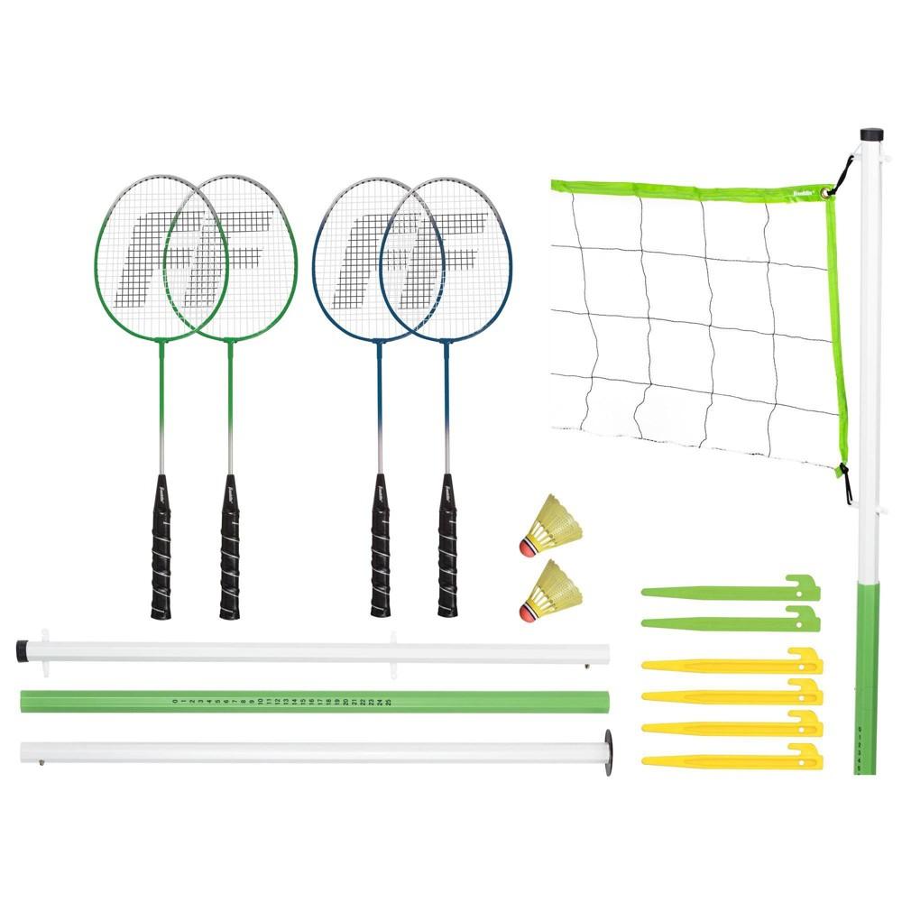 Image of Franklin Sports Intermediate Badminton Set