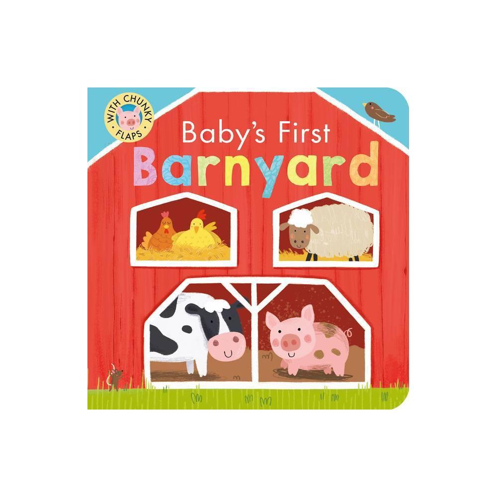 Baby S First Farm By Danielle Mclean Board Book