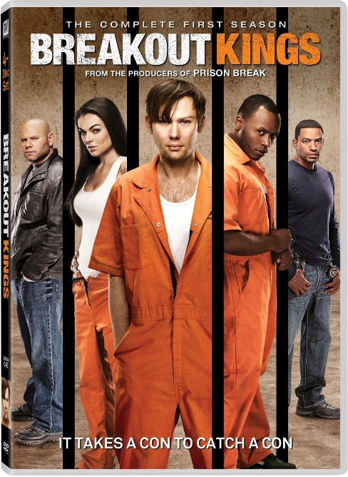 Breakout Kings: The Complete First Season [4 Discs] - image 1 of 1