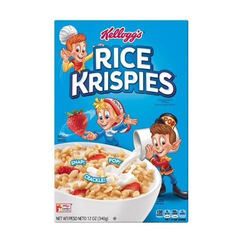 Rice Krispies Breakfast Cereal - 12oz - Kellogg's - image 1 of 4