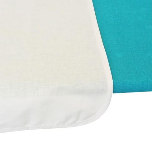 Pressing Cloth White 2ct Room Essentials Target