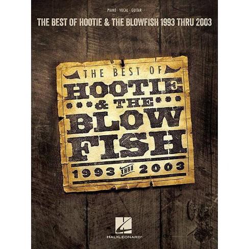 The Best Of Hootie The Blowfish 1993 Thru 2003 Paperback