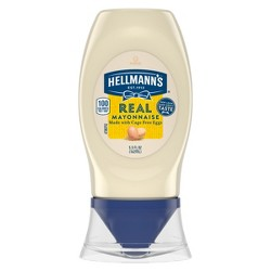 Hellmann's Squeeze Real Mayonnaise - 5.5oz
