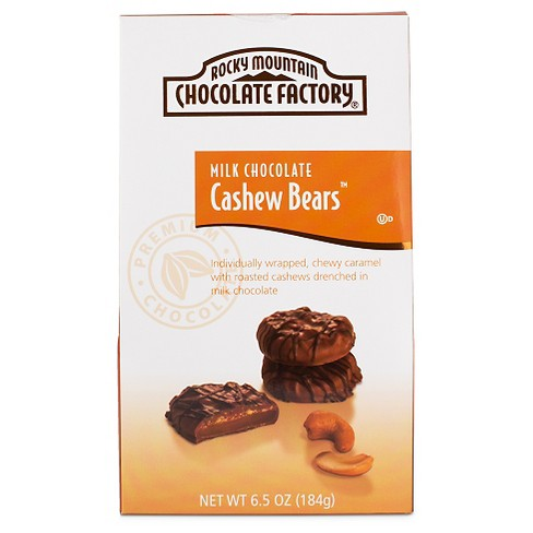 Rocky Mountain Chocolate Factory Cashew Bears - 6.5 oz - image 1 of 1