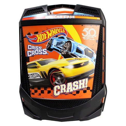 Hot Wheels 100 Car Case - image 1 of 4