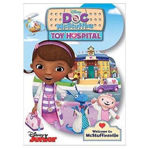 Doc McStuffins - Toy Hospital (DVD) - image 1 of 1