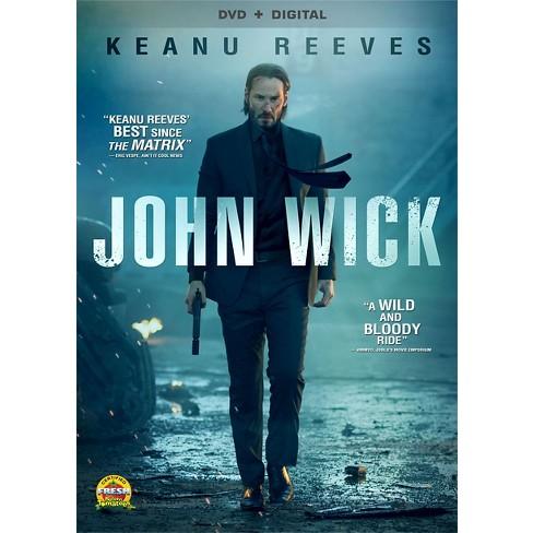 John Wick Dvd Video