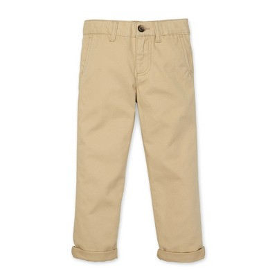 Hope & Henry Boys' Twill Chino Pant, Toddler