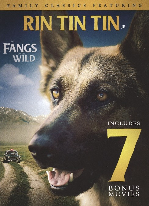 Fangs of the wild (DVD) - image 1 of 1