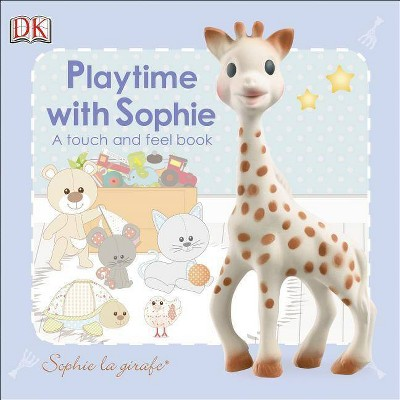 Sophie La Girafe: Playtime with Sophie - (Sophie the Giraffe)(Board Book)
