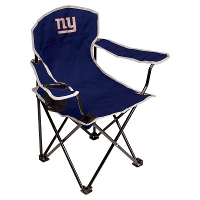 Astonishing Football Folding Tailgate Child Camp Chair Balle New York Ocoug Best Dining Table And Chair Ideas Images Ocougorg