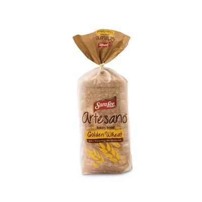 Sara Lee Artesano Golden Wheat Bread - 20oz