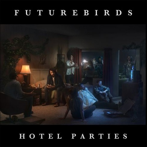 Futurebirds - Hotel parties (Vinyl) - image 1 of 1