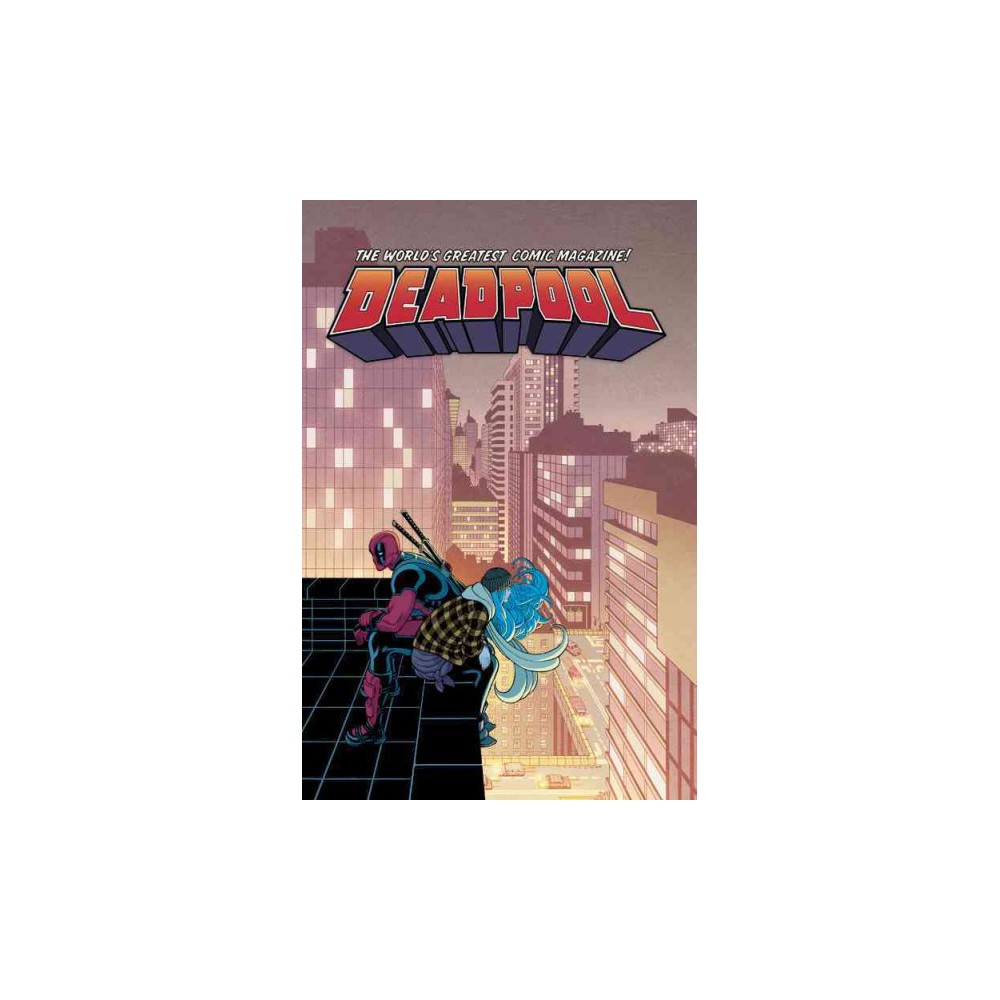 Deadpool World's Greatest 6 : Patience: Zero (Paperback) (Gerry Duggan)