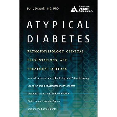 Atypical Diabetes - by  Boris Draznin (Paperback) - image 1 of 1