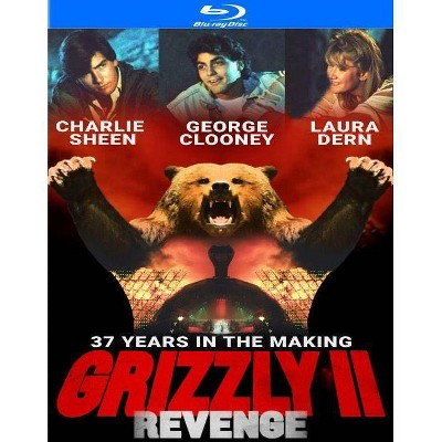 Grizzly II: Revenge (Blu-ray)(2021)
