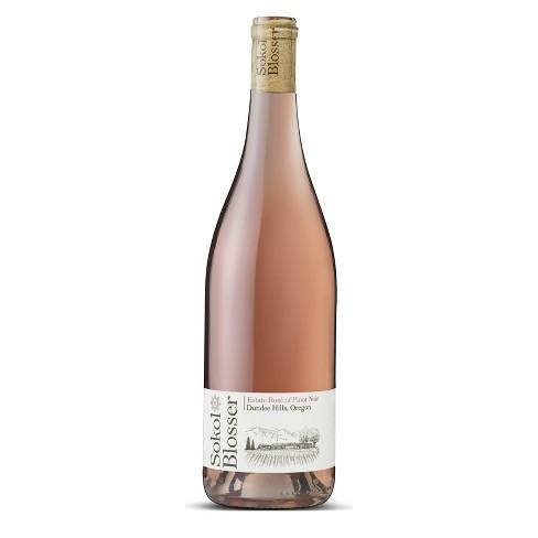 Sokol Blosser Estate Rosé of Pinot Noir Wine - 750ml Bottle - image 1 of 1