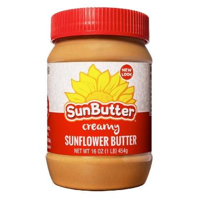 Peanut & Nut Butters: SunButter