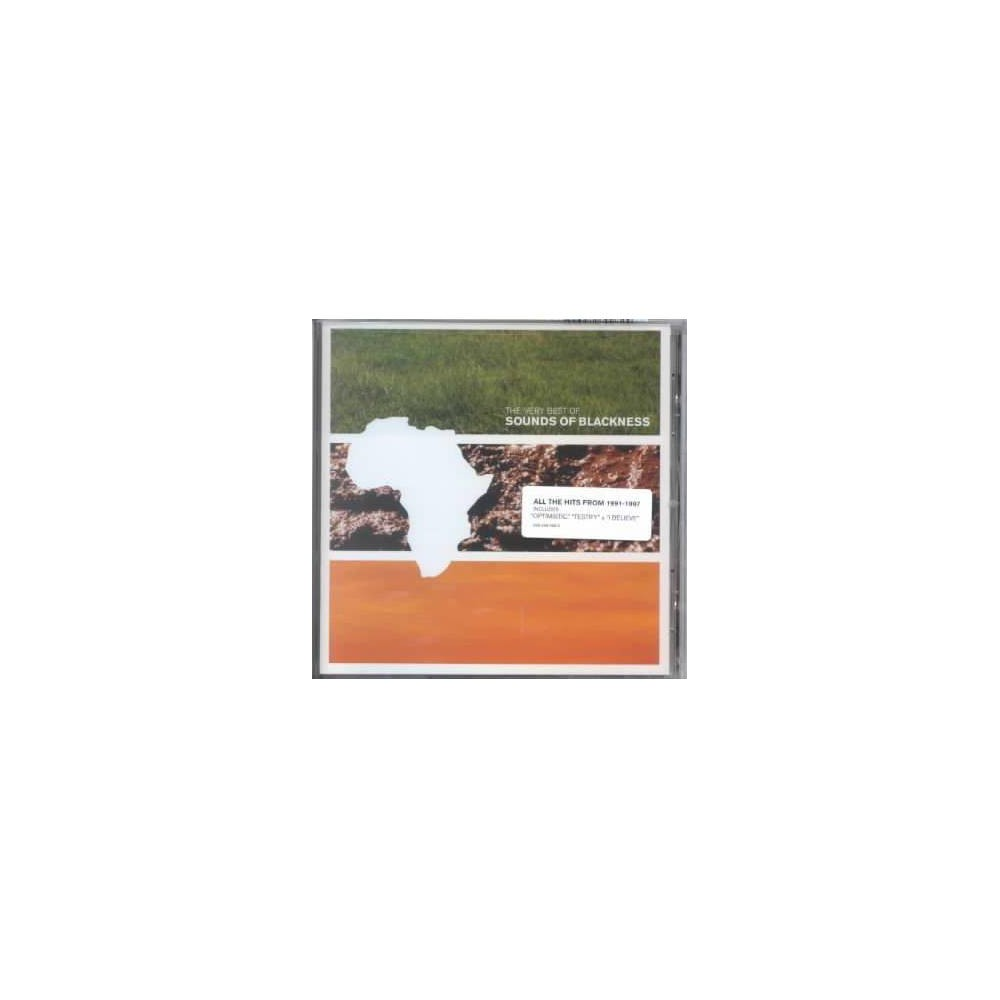 Sounds Of Blackness The Very Best Of Sounds Of Blackness Cd