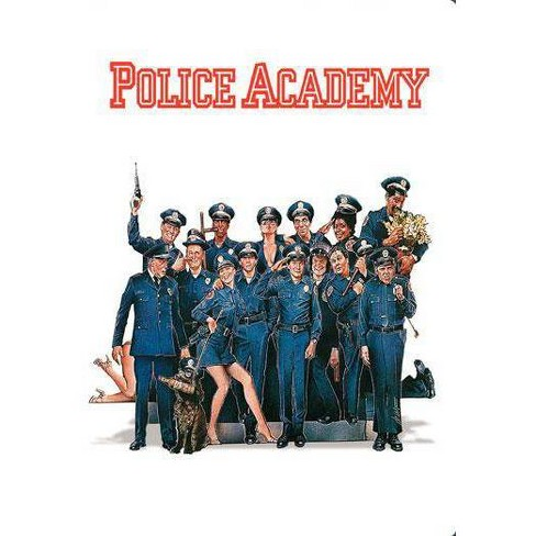 Police Academy (DVD) - image 1 of 1