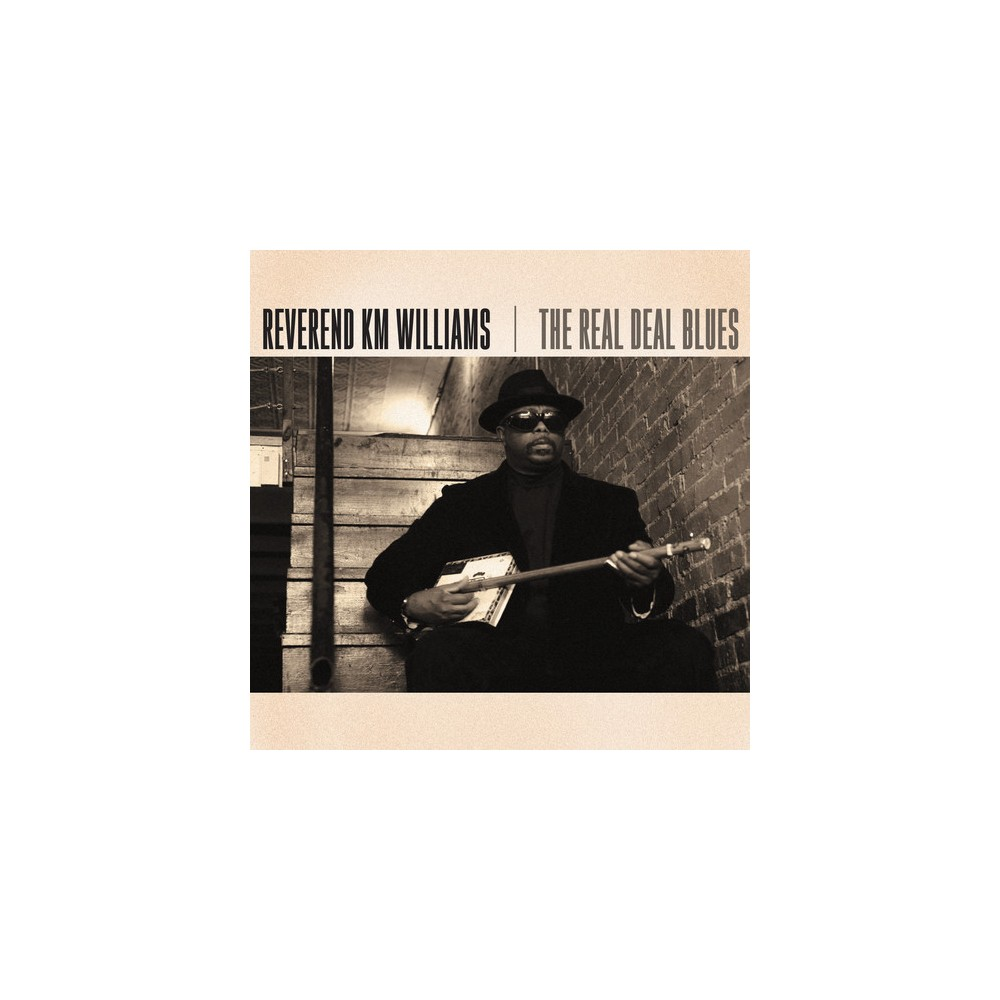 Km Reveren Williams - Real Deal Blues (CD)