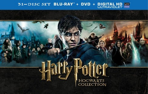 Harry Potter Hogwarts Collection (Bd/ (Blu-ray) - image 1 of 1