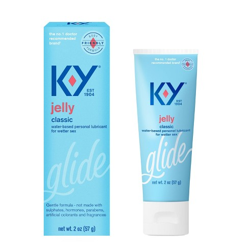 K-Y Jelly Water-Based Personal Lube - image 1 of 4