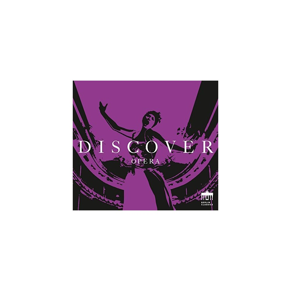 Various - Discover Opera (CD)
