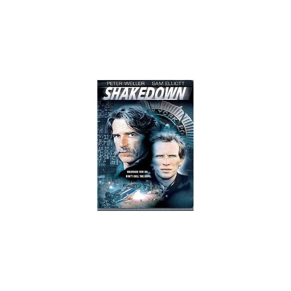 Shakedown (Dvd), Movies