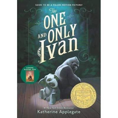 The One and Only Ivan 04/10/2018 - by Katherine Applegate (Paperback)
