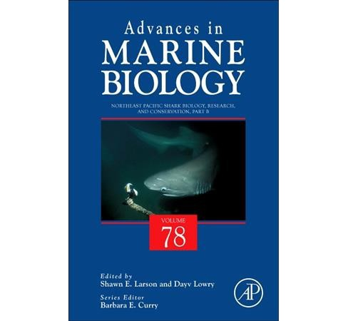 Advances in Marine Biology : Northeast Pacific Shark Biology, Research, and Conservation (Vol 78) - image 1 of 1