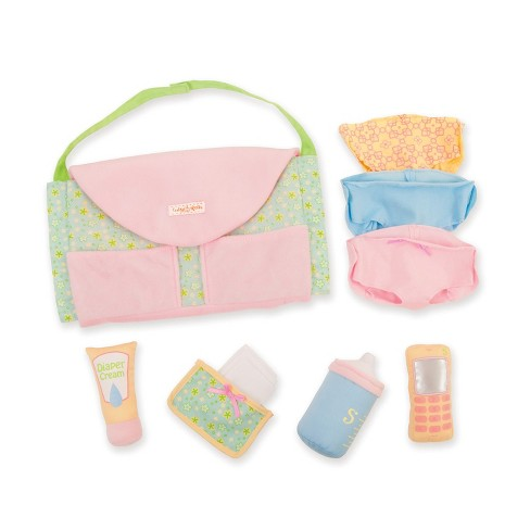 Manhattan Toy Baby Stella Baby Doll Darling Diaper Bag - image 1 of 5