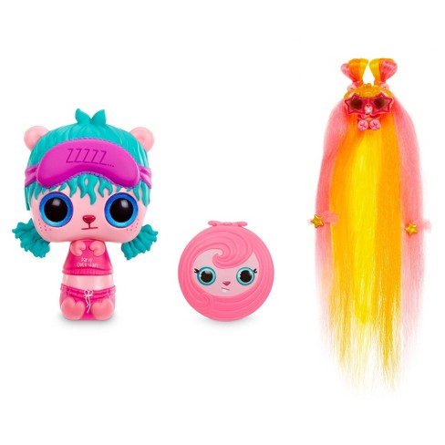 Pop Pop Hair Surprise 3-in-1 Pop Pets with Long, Brushable Hair - image 1 of 4