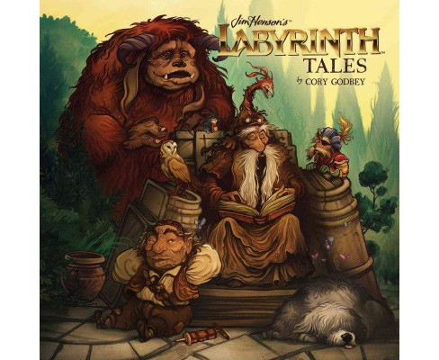 Jim Henson's Labyrinth Tales (Hardcover) (Cory Godbey) - image 1 of 1