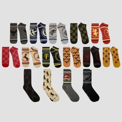 Men's Game of Thrones 15 Days of Socks in a Box Socks - Colors May Vary 6-12