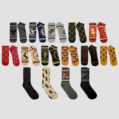 game of throne socks