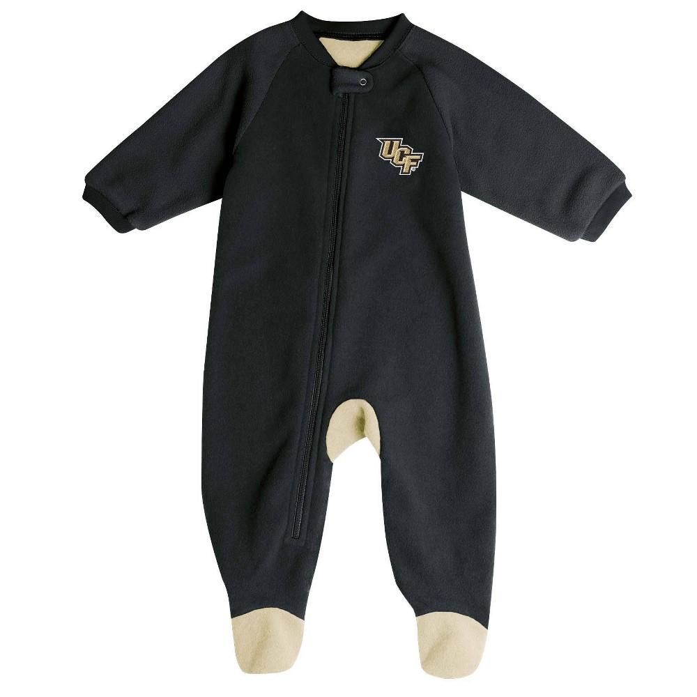 Ncaa Ucf Knights Baby Boys 39 Blanket Sleeper 3 6m