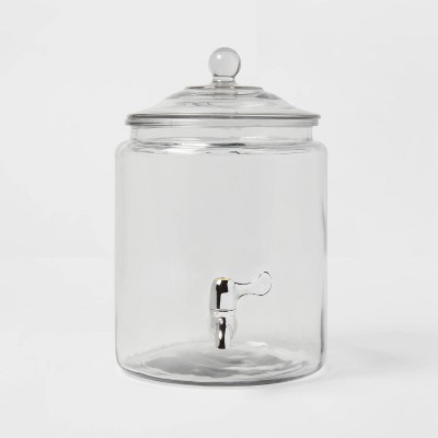 8qt Glass Beverage Dispenser - Threshold™