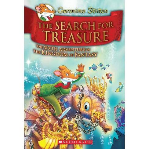 The Search For Treasure (geronimo Stilton And The Kingdom Of